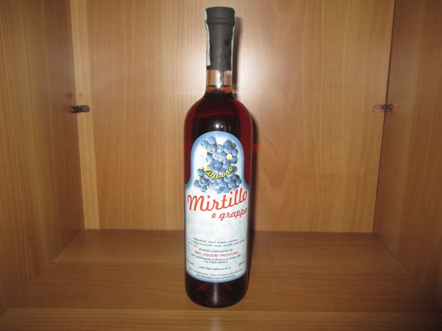 Mirtillo & Grappa